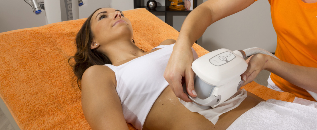 Freeze Fat with Cool Sculpting