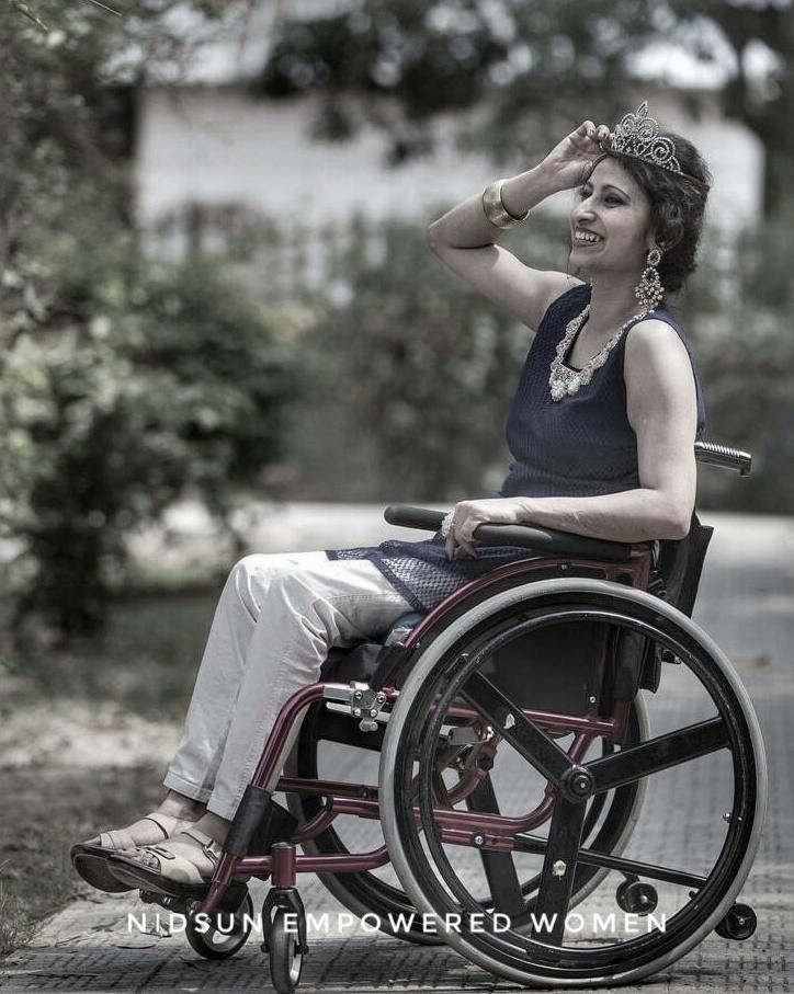 Priya Bhargava Miss India Wheelchair – Women Breaking Stereotypes