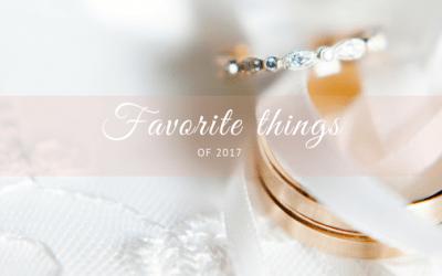NLPs Favorite things of 2017