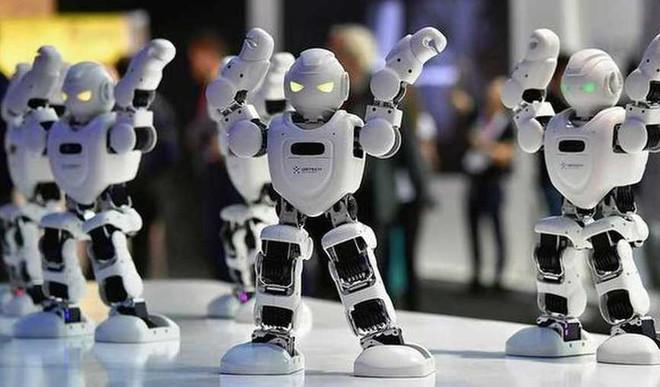 Resultat d'imatges de robot prejudice