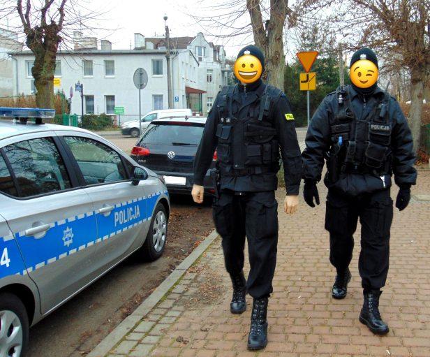 Adaptacja zawodowa w Policji wiąże się z wieloma służbami w patrolu pieszym.