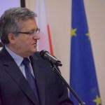 Prezydent Bronisław Komorowski z wizytą na Suwalszczyźnie Niebywałe Suwałki 35