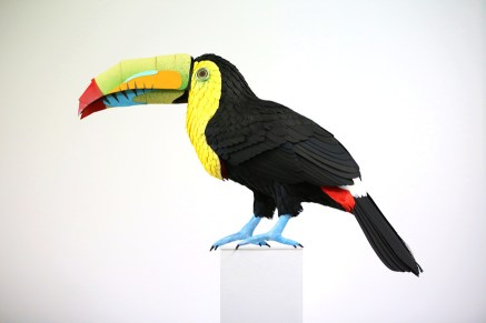 Paper Creatures by Diana Beltran Herrera