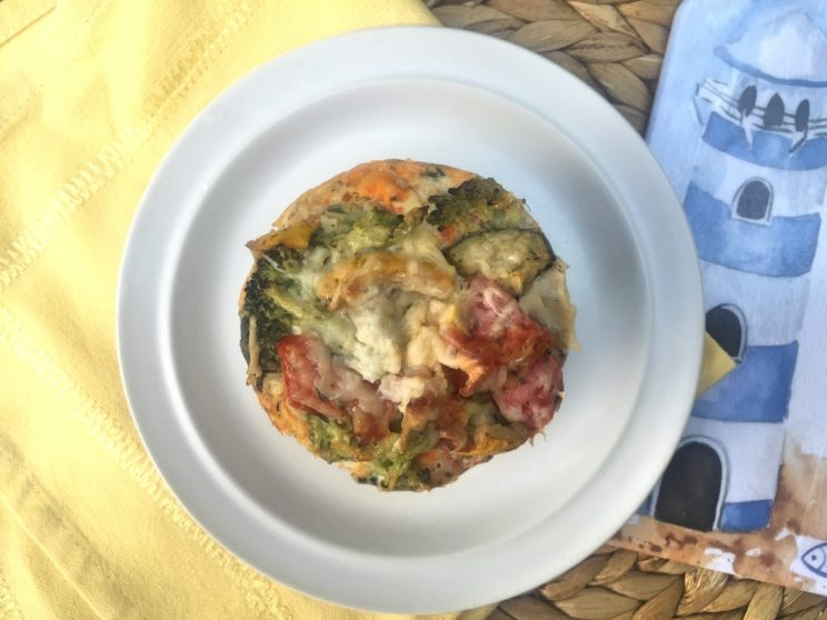 Przepis na muffiny z warzywami
