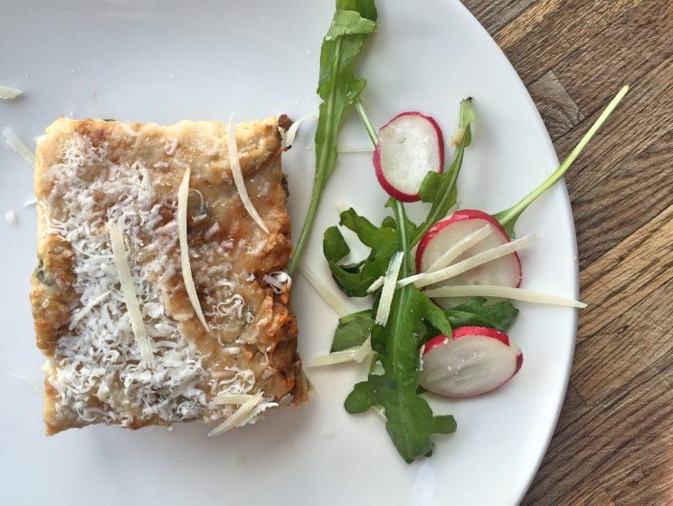przepis na kalafiorowe shepard's pie