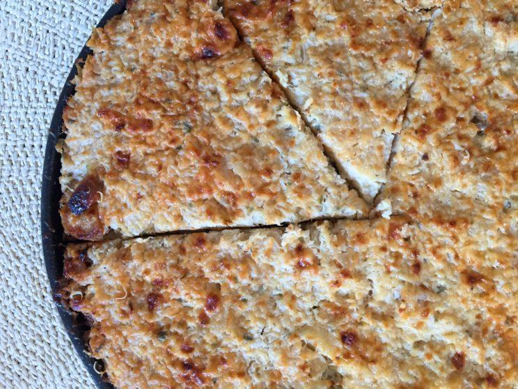 wegetariańska zapiekanka pasterska