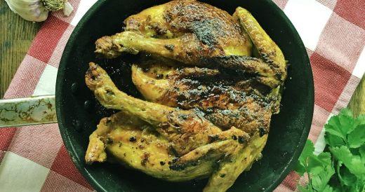 jak szybko upiec kurczaka