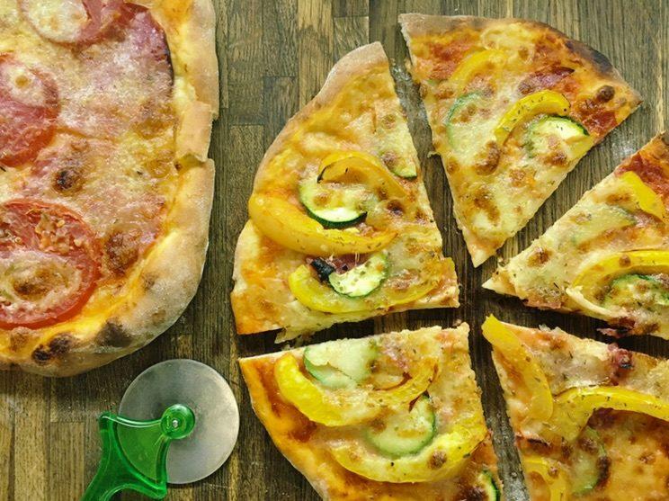 pizza gotowa w 10 minut