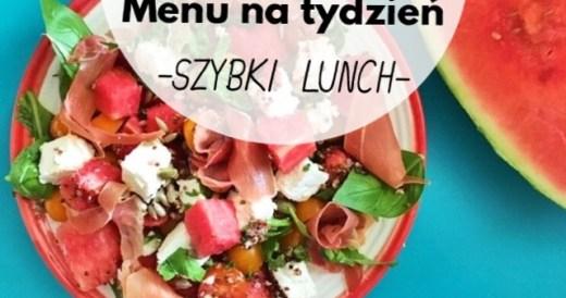 Szybki lunch
