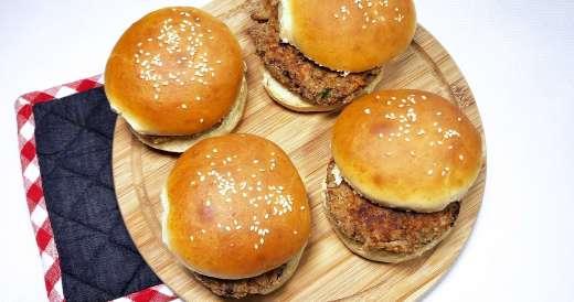 przepisy na burgery