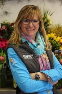 Lydia Niehüser- Koprivsek, Florist- Meisterin und Geschäftsinhaberin