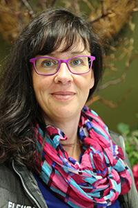 Silvia Muscheid, Floristin