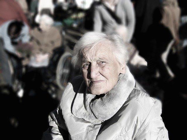 Бабушка Валюша