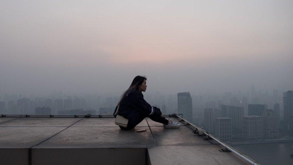 Незнакомка на крыше