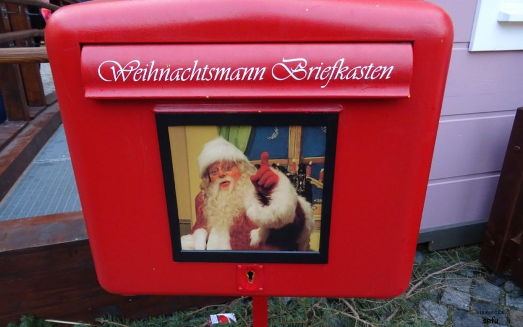 Gdzie w Niemczech szukać Świętego Mikołaja?