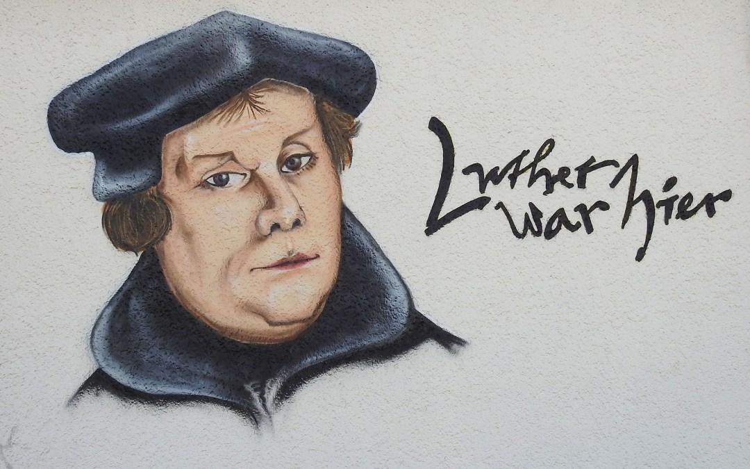 Było, minęło – Jaki wpływ na język niemiecki miał Marcin Luter?