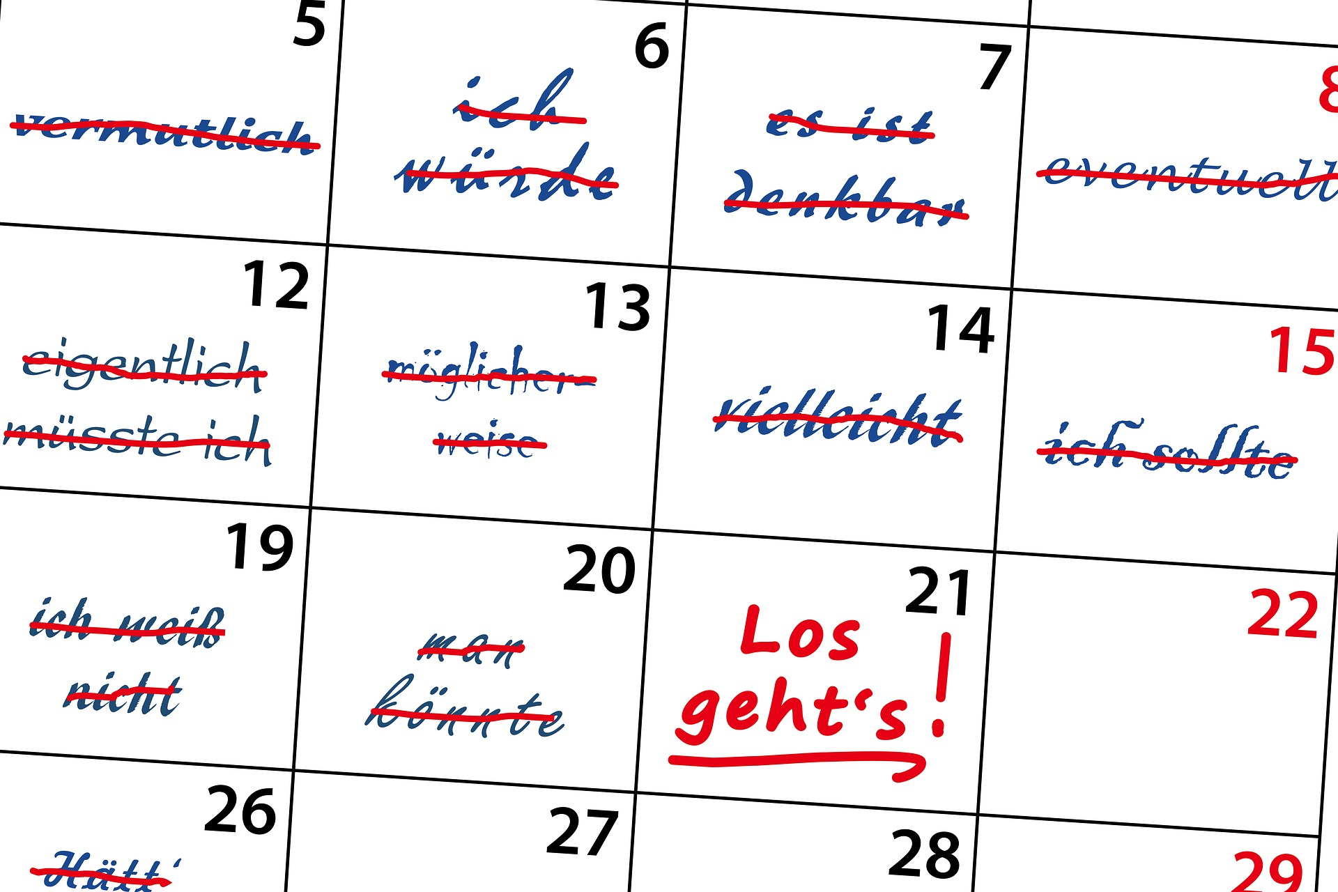 Kalendarz i planer 2017