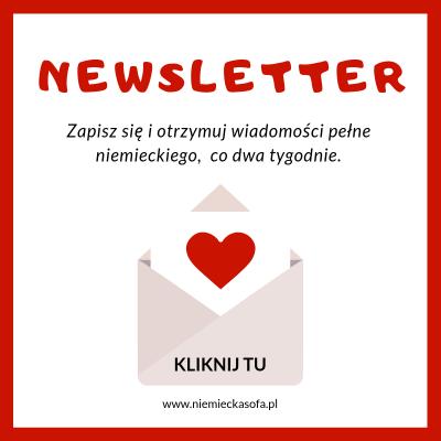 Newsletter zapisz się