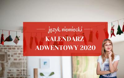 Kalendarz adwentowy 2020