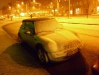 Snowy Car!