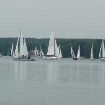 Galeria z Jesiennych Regat Jeziora Niesłysz 2016