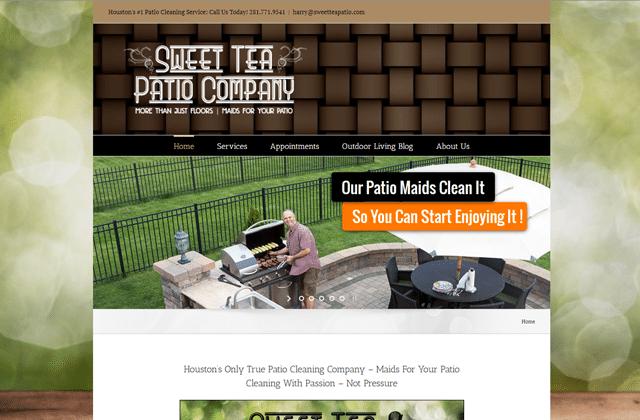 Sweet Tea Patio Co