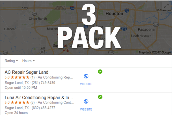 What is Google 3 Pack and How to Conquer It.