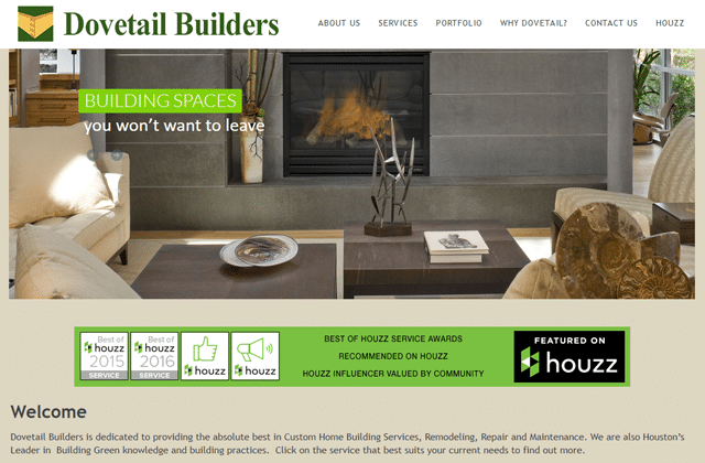 Dovetail – Home Builder
