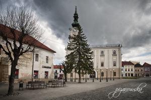 Ratusz miejski w Kieżmarku