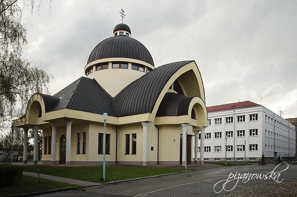 Cerkiew greko-katolicka w Kieżmarku