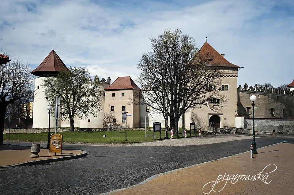 Kieżmark, zamek