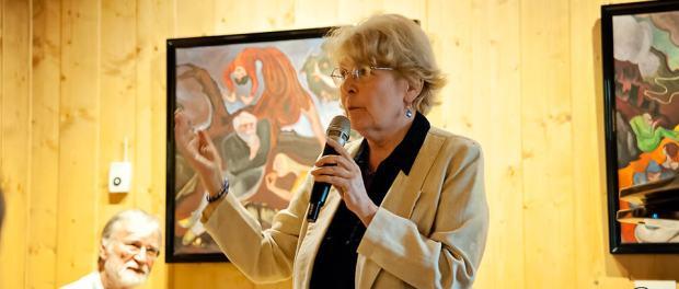 Zofia Gołubiew - dyrektor MNK