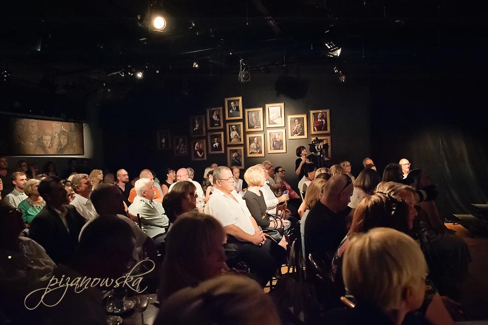 Publiczność w Teatrze Witkacego