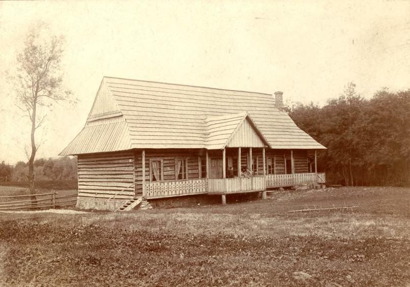 Atma, 1895 rok