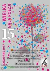 Plakat Gala 2017