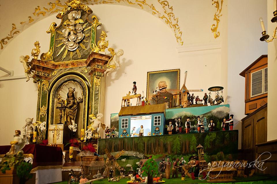 Ruchoma szopka w kościele NMP na Piasku we Wrocławiu