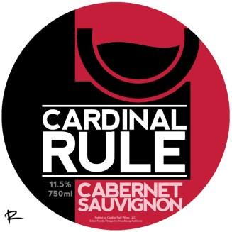 CR label design