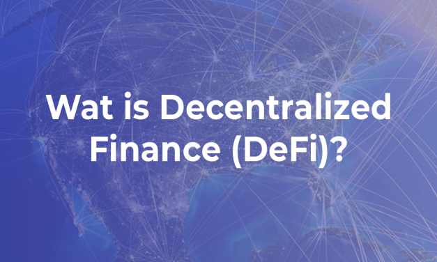 Wat is Decentralized Finance (DeFi)?