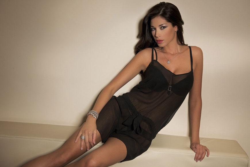 Aida Yespica  - SieLei Lingerie  (11)