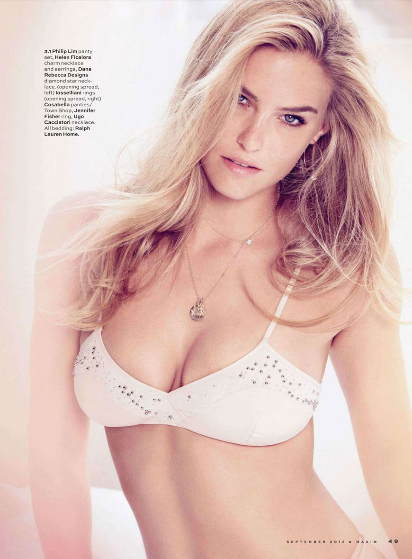 Bar Refaeli - Maxim Magazine (2)