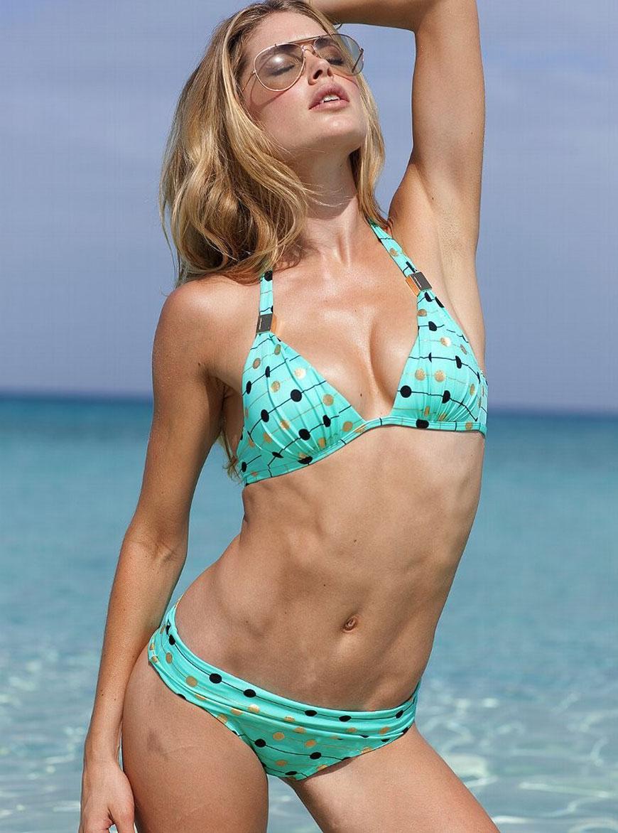 Doutzen Kroes - Victoria Secret Bikini (9)