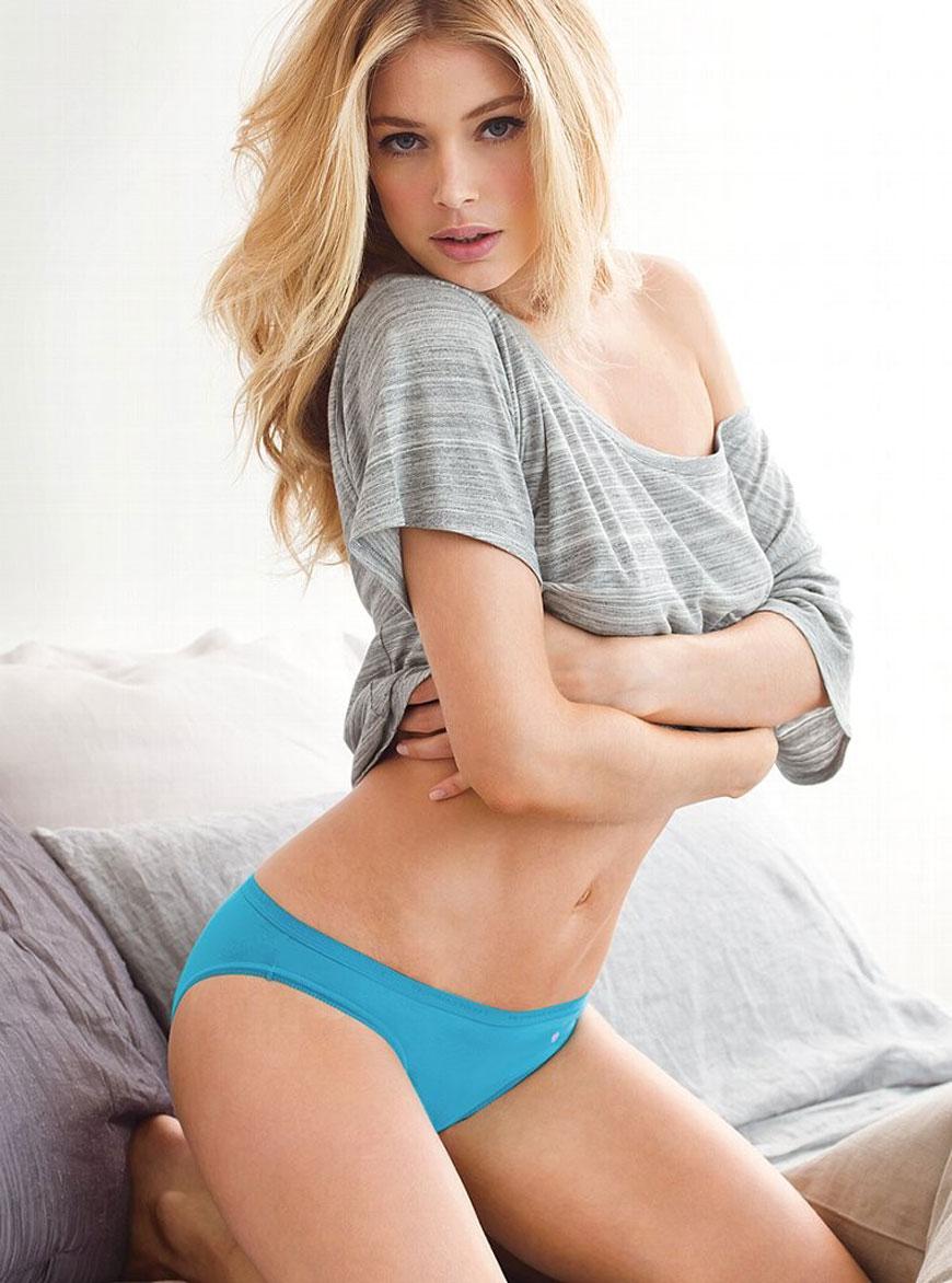 Doutzen Kroes - Victoria Secret Lingerie (27)