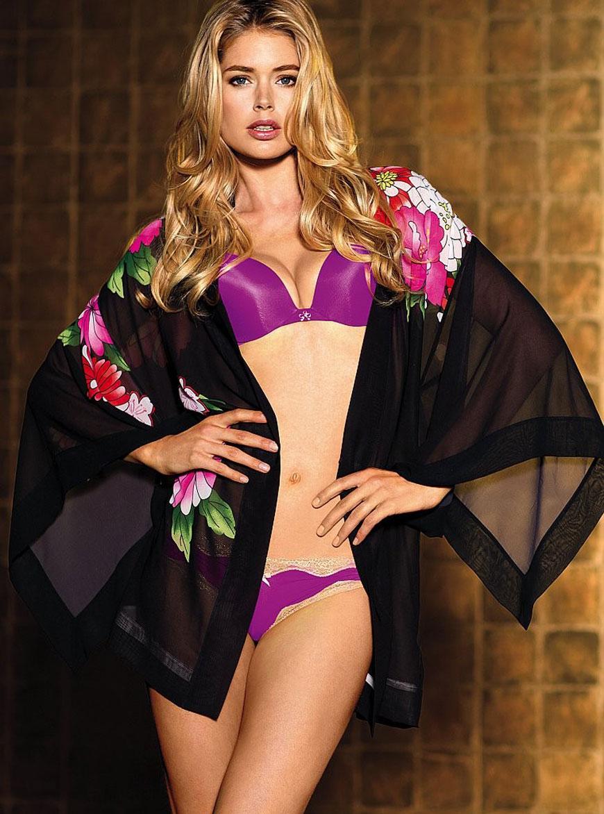 Doutzen Kroes - Victoria Secret Lingerie (2)