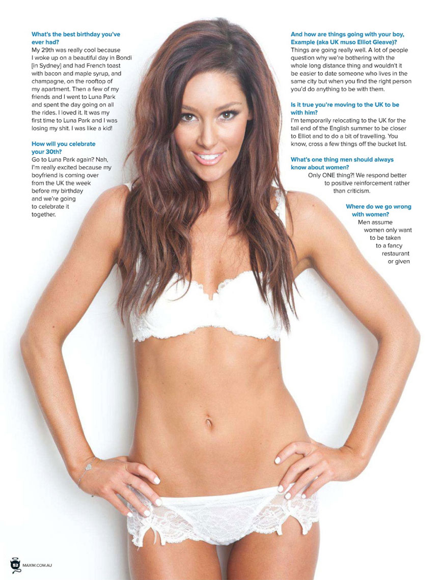 Erin McNaught - Maxim Magazine (4)