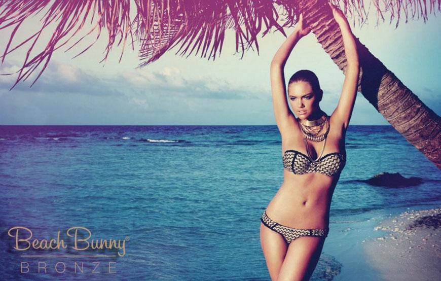 Kate Upton - Beach Bunny Swimwear (15)
