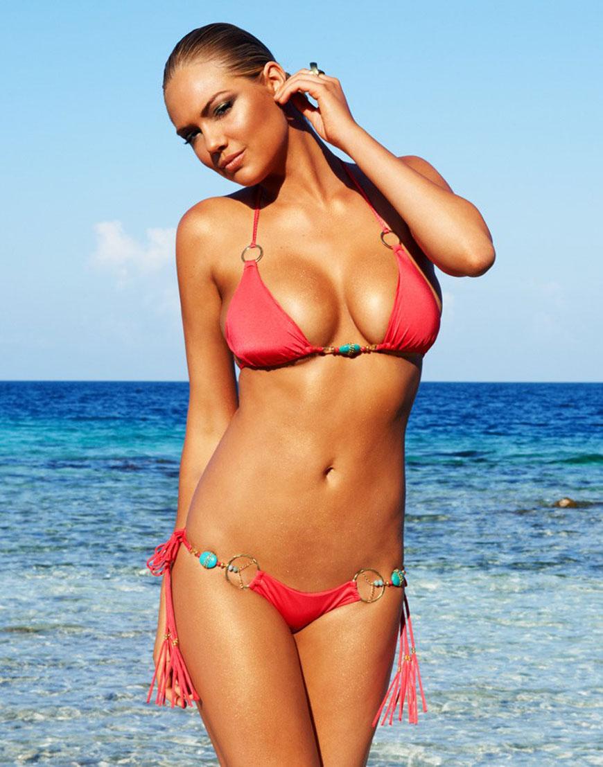 Kate Upton - Beach Bunny Swimwear (11)