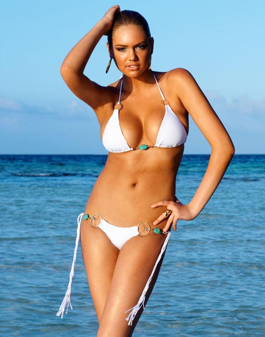 Kate Upton - Beach Bunny Swimwear (8)