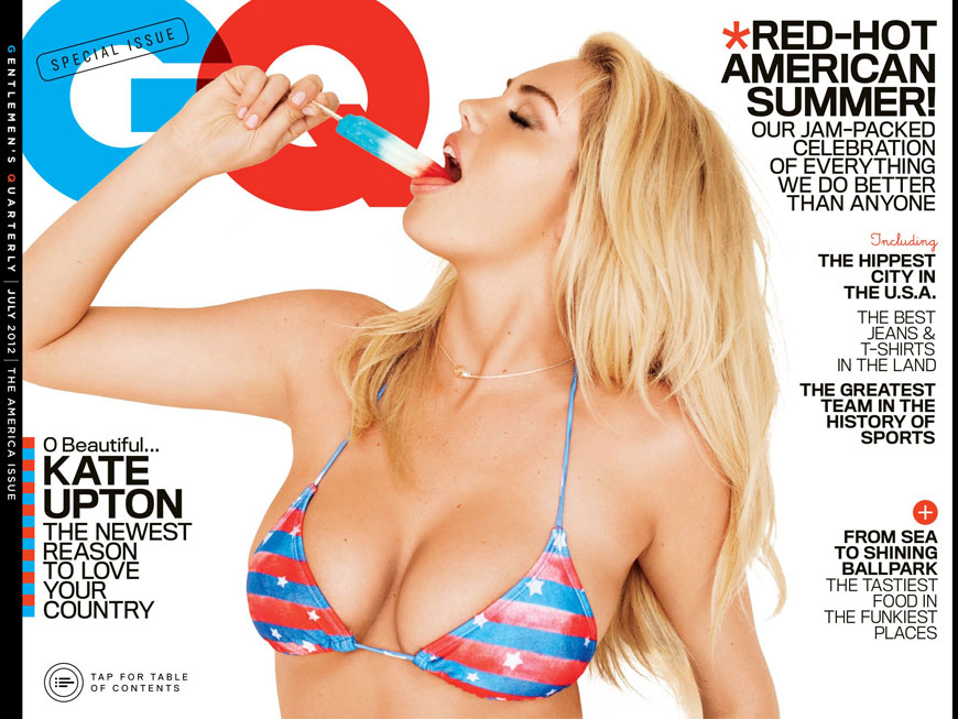 Kate Upton - GQ Magazine (16)
