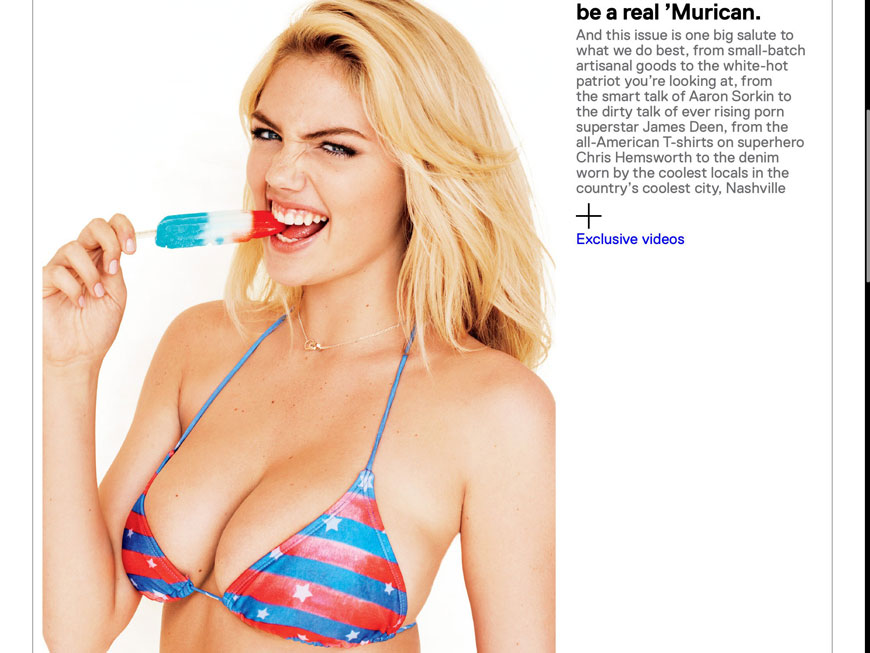 Kate Upton - GQ Magazine (15)