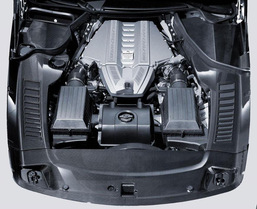 Kicherer's Mercedes SLS AMG Supercharged GT (10)